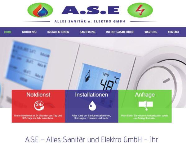ASE Installateur