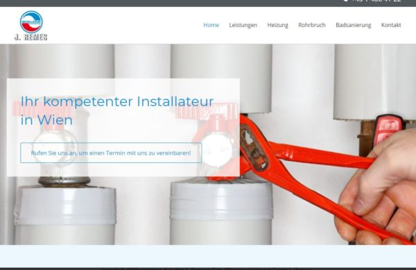 j remes Installateur